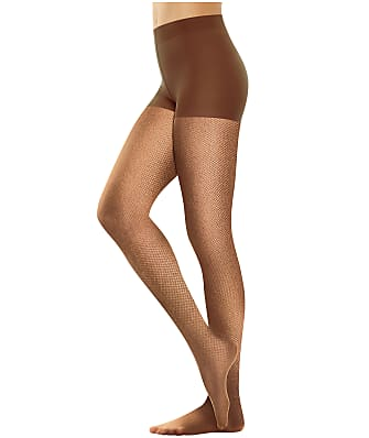 Hanes Perfect Nudes Micro-Net Control Top Pantyhose