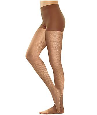 Hanes Perfect Nudes Micro-Net Control Top Pantyhose