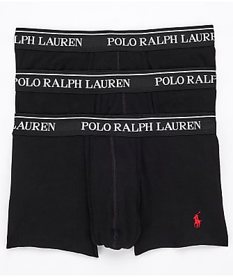 Polo Ralph Lauren Classic Fit Cotton Trunk 3-Pack