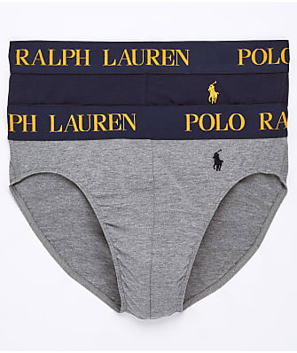 Polo Ralph Lauren Cotton Comfort Brief 2-Pack