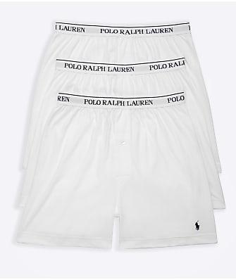 Polo Ralph Lauren Classic Fit  Cotton Boxers 3-Pack