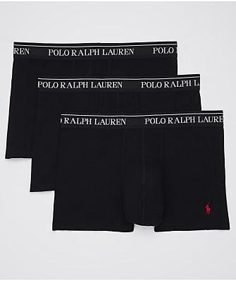 Polo Ralph Lauren Classic Fit Cotton Trunks 3-Pack