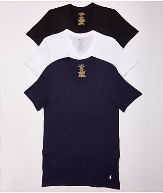 043ecf9d Men's Polo Ralph Lauren V-Neck T-Shirts | Undershirts ...