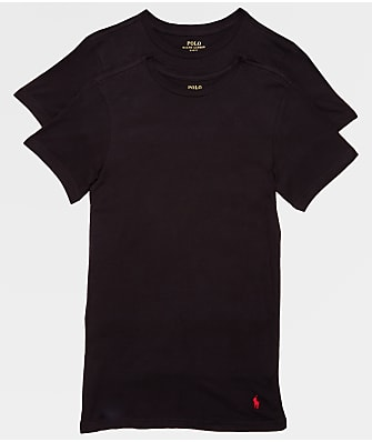 Polo Ralph Lauren Classic Fit Tall Crew Neck T-Shirt 2-Pack