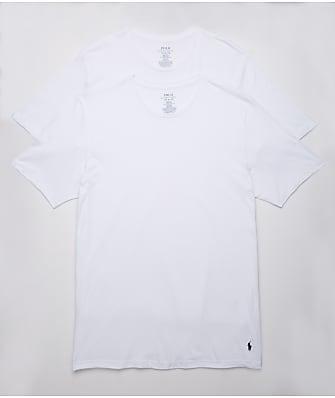Polo Ralph Lauren Classic Fit Tall Crew Neck T-Shirt 2-Pack
