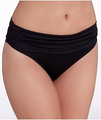 Pour Moi Azure Fold-Over Bikini Bottom