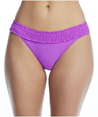Pour Moi Free Spirit Frill Waist Bikini Bottom