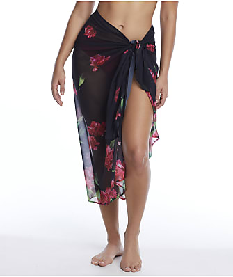 Pour Moi Orchid Luxe Sarong Cover-Up