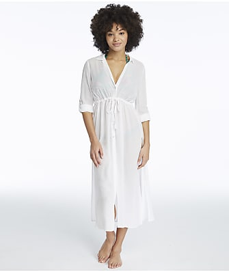 Pour Moi Cover-Up Maxi Shirt