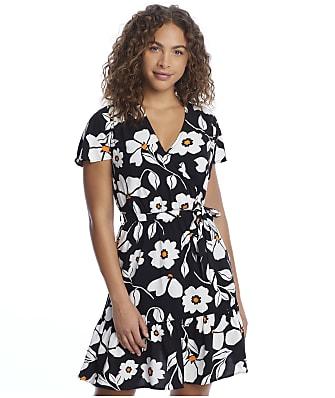 Pour Moi Palermo Wrap Cover-Up Dress