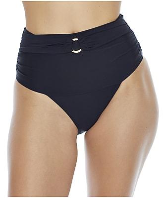 Pour Moi Samoa High-Waist Control Bikini Bottom