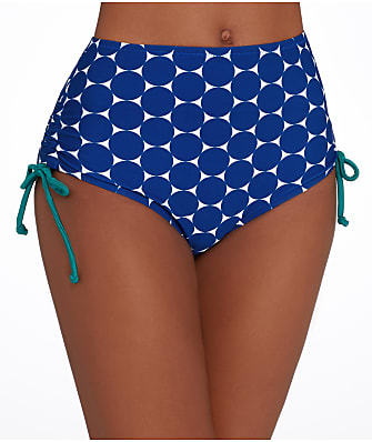 Pour Moi Spot On Control Side Tie Bikini Bottom