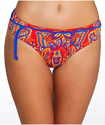 Pour Moi Atlas Belted Bikini Bottom