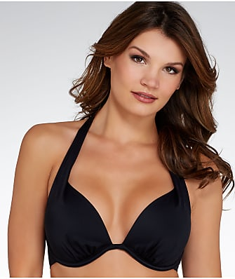 Pour Moi LBB Halter Push-Up Bikini Top