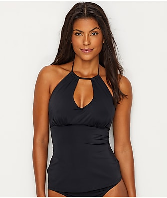 Pour Moi LBB Ring Neck Underwire Tankini Top