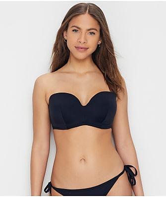 Pour Moi Space Bandeau Bikini Top