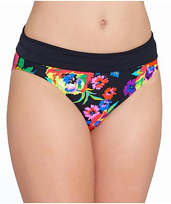 Pour Moi Black Dahlia Bikini Brief