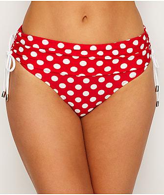 Pour Moi Starboard Fold-Over Bikini Bottom
