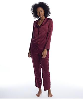 Pour Moi Dusk Satin Pajama Set