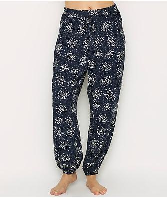 Pour Moi Lazy Days Constellation Woven Pajama Pants