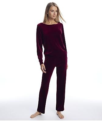 Pour Moi Velour Pajama Set