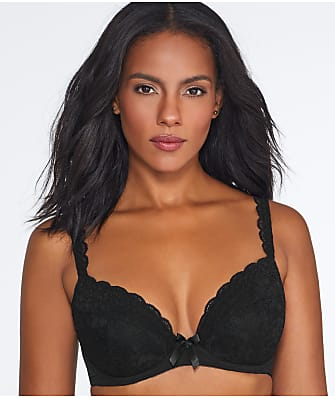 Pour Moi Rebel Push-Up Plunge Bra