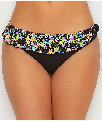 Pour Moi Sunkissed Ruffled Bikini Bottom
