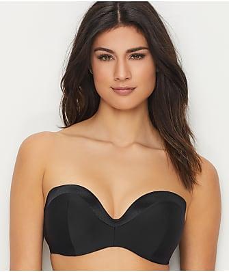 Pour Moi Jet Set Bandeau Underwire Bikini Top