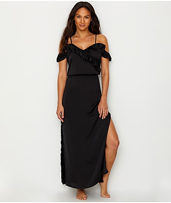Pour Moi Mardi Gras Maxi Dress Cover-Up