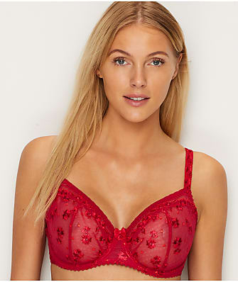 Prima Donna Ray Of Light Sheer Balconette Bra