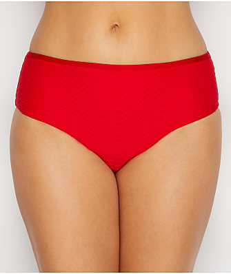 Prima Donna Canyon High-Waist Bikini Bottom