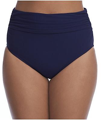 Profile by Gottex Tutti Frutti High-Waist Bikini Bottom