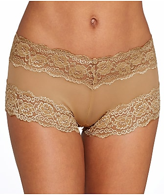 Q-T Intimates Lace Boyshort