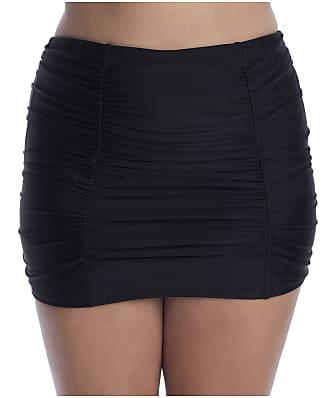 Raisins Curve Alicante Solids Costa Skirted Bikini Bottom