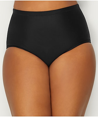 Raisins Curve Plus Size Sayulita Solids Vincent Bikini Bottom