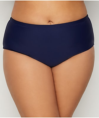 Raisins Curve Plus Size Barbados Solids Vincent Bikini Bottom