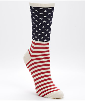 Ralph Lauren Stars & Stripes Trouser Socks
