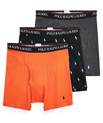 Polo Ralph Lauren Classic Fit Cotton Boxer Brief 3-Pack