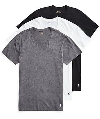 Polo Ralph Lauren Classic Fit Cotton T-Shirts 3-Pack