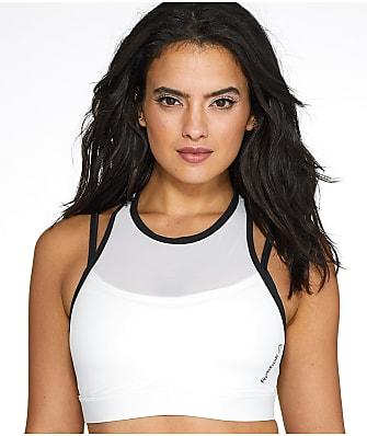 Reebok Hero Strong High Impact Wire-Free Sports Bra