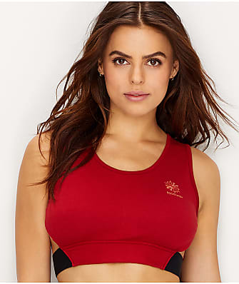 Reebok Cotton Wire-Free Sports Bra