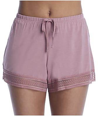 Reveal Flat Lace Modal Sleep Shorts
