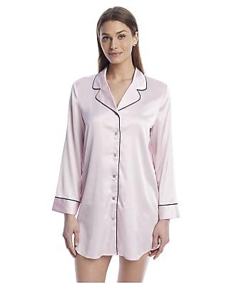 Reveal Washed Satin Sleep Shirt