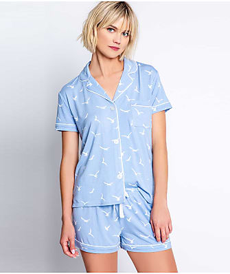 P.J. Salvage In Flight Modal Pajama Set
