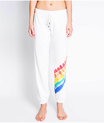 P.J. Salvage Love Rules Knit Joggers