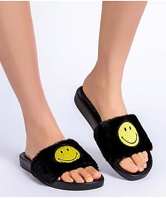 P.J. Salvage Smiley Slide Slippers