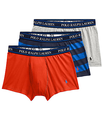 Polo Ralph Lauren Stretch Classic Fit Trunk 3-Pack