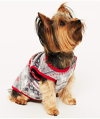 Karen Neuburger Winter Dog Fleece