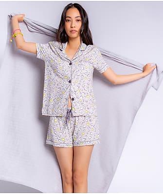 P.J. Salvage Happy Days Modal Knit Pajama Set