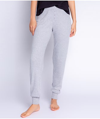 P.J. Salvage Textured Essentials Ribbed Knit Joggers